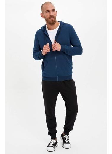DeFacto Kapüşonlu Sweatshirt Renkli